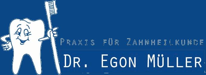 Zahnarzt Egon Müller Logo